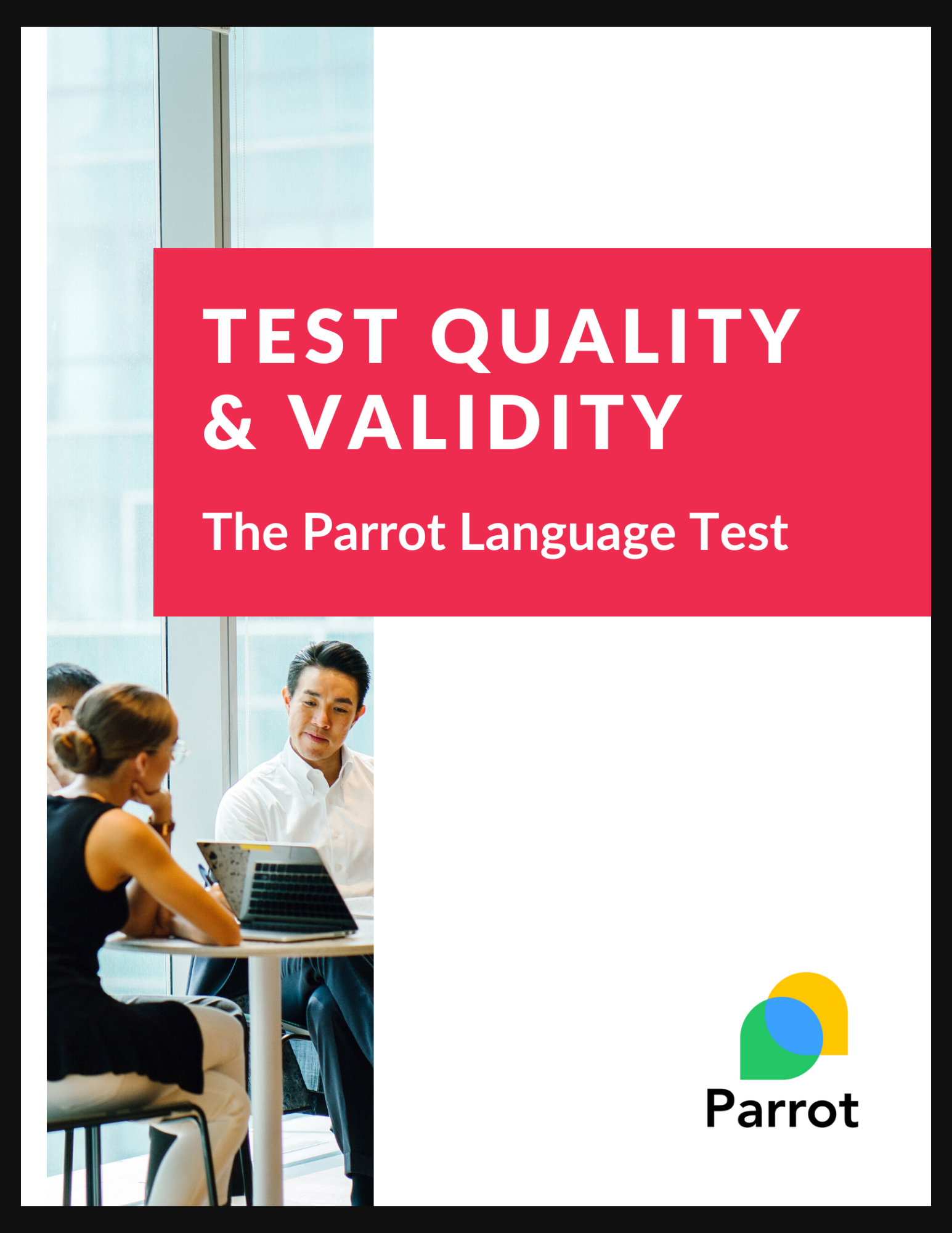 Language Testing Validity Report